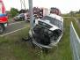 Wypadek w Przecławiu
